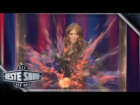 Klaas präsentiert: Wer zuckt verliert - Joko vs. Palina | Die beste Show der Welt | ProSieben