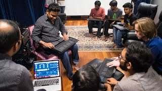Download A.R. Rahman's KM Music Conservatory - Making Music on the Seaboard RISE MP3 song and Music Video