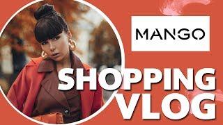 shopping vlog | Тренды и антитренды в MANGO | Карина Нигай