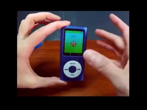 Download Tomameri 16GB Compact and Portable MP3 MP4 Player Review, Lots of functions