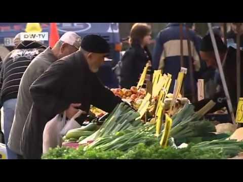 Einwanderungsland Deutschland - Deutsche Welle - Video - Thema