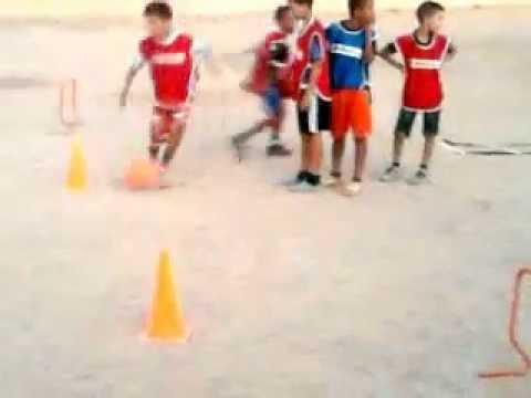 تدريبات براعم الوفاق