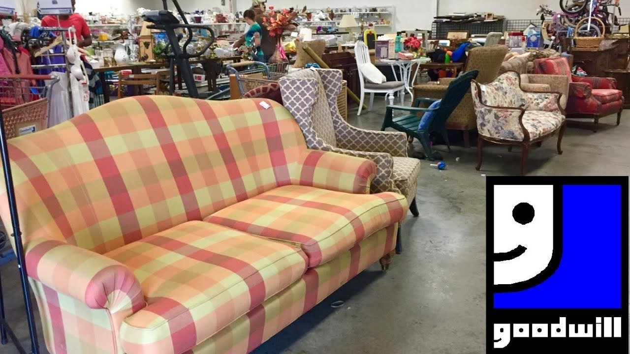Goodwill Furniture Sofas Chairs
