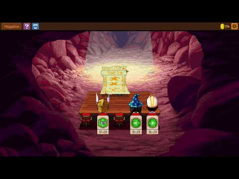 Knights of Pen and Paper 2 ep#5 To the ninja cave. |