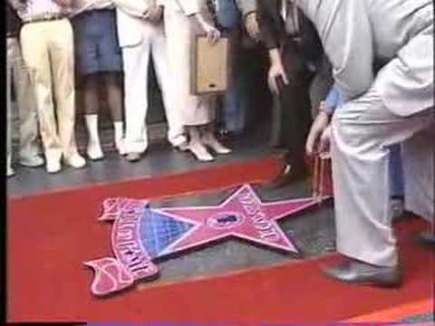 Lone Ranger Gets Star on Hollywood Walk of Fame