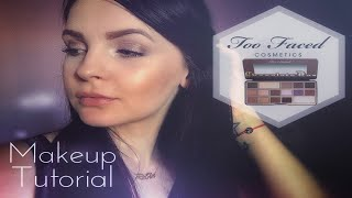 Too Faced Chocolate Bar | Makeup Tutorial