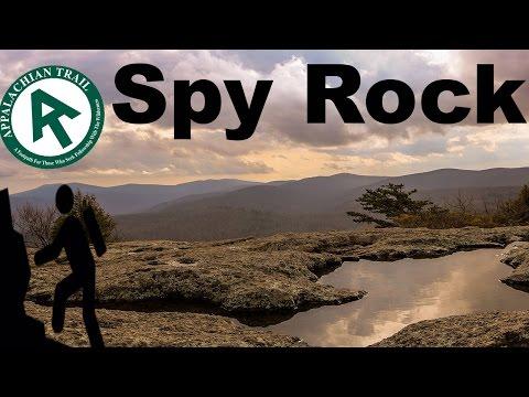 Spy Rock: Appalachian Trail Hiking | Virginia | Never trust Siri! Stunning View!