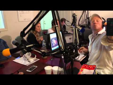 Mersi Stone on the Joe Padula Show on WJZM