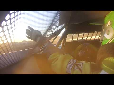 7/06/2018 Black Hills Speedway Heat Race (in car forward view)
