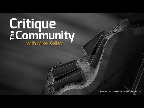 Critique the Community Episode 4: Architecture and Interiors with Mike Kelley