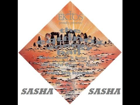 Sasha @ Ektos 1991