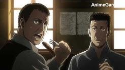 Attack on Titan Season 3 Episode 2 Part 1 | Ger Sub HD