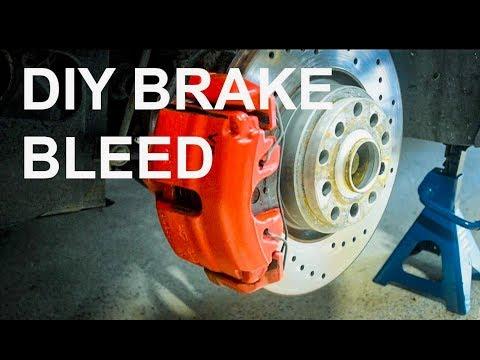 MKV GTI | Brake Fluid Flush