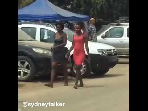 Bonne Africaine Avec Ses Gros Fesses 😲😲😲