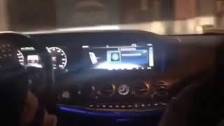 Mercedes benz gece snap