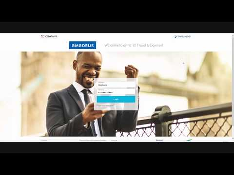 Amadeus cytric Travel and Expense  HD