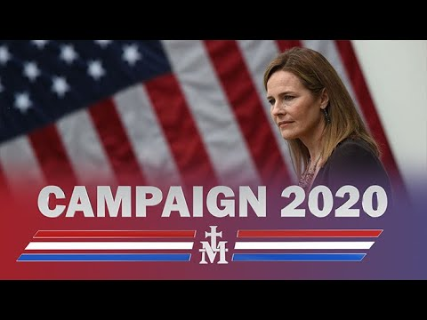 Catholic — Campaign 2020 — Boycotting Barrett