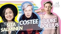 48 EXÄÄ! TUURE BOELIUS, SITA SALMINEN & COSTEE // VISIO LIVE