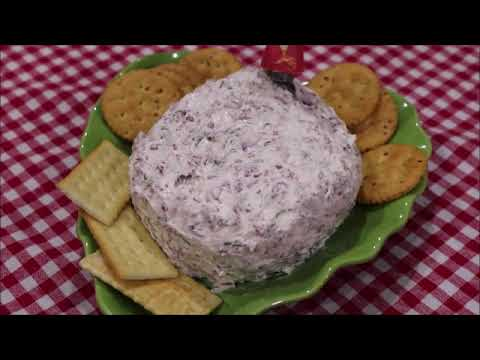 #88 Dried Beef Cheese Ball