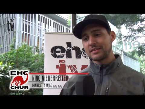 EHC Chur: Nino Niederreiter bei ehc tv!