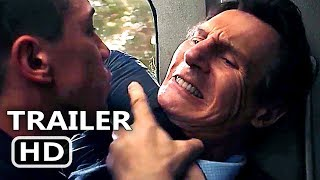 THE COMMUTER Official Final Trailer (2018) Liam Neeson Thriller Movie HD