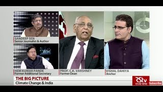 The Big Picture - Climate Change & India