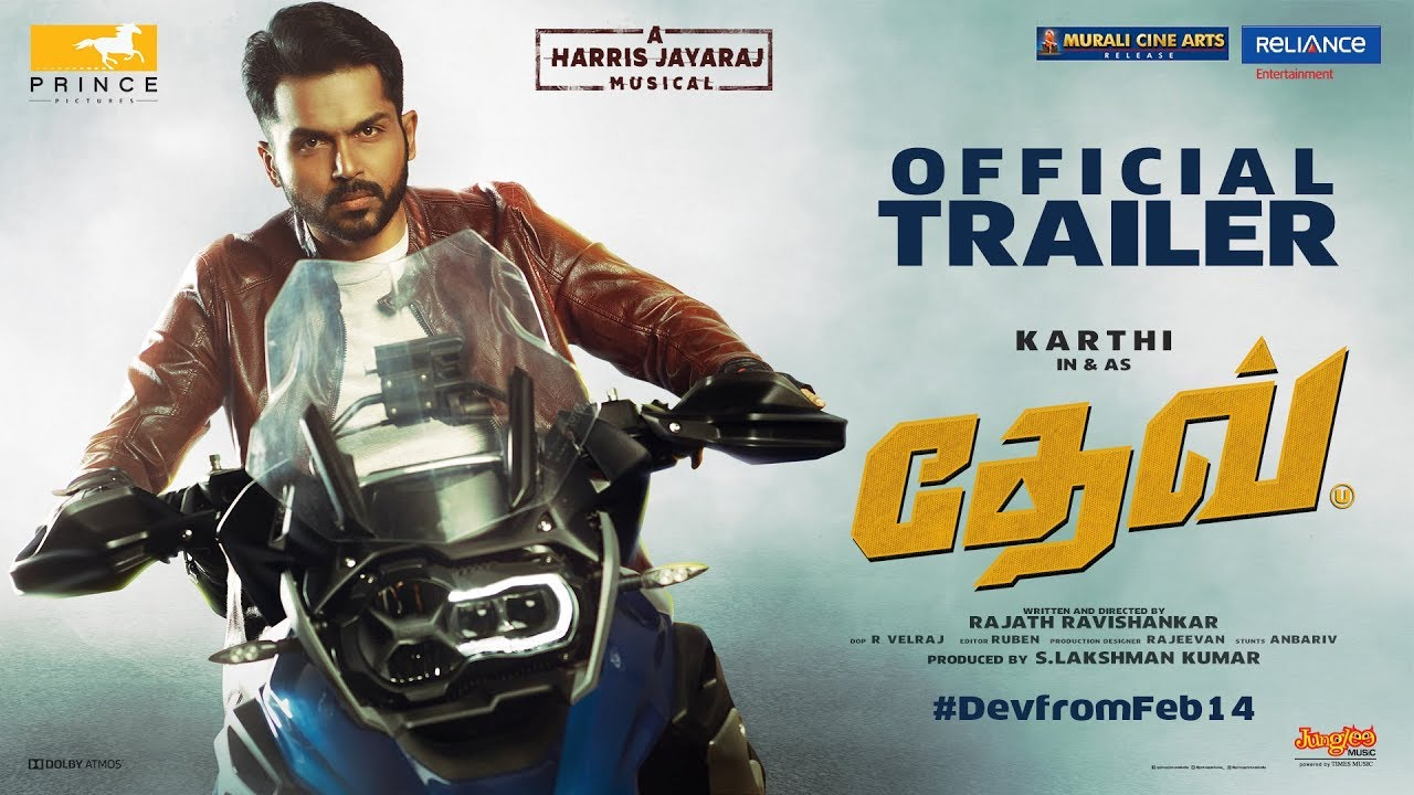 Dev movie review: Karthi, Rakul Preet starrer is a well