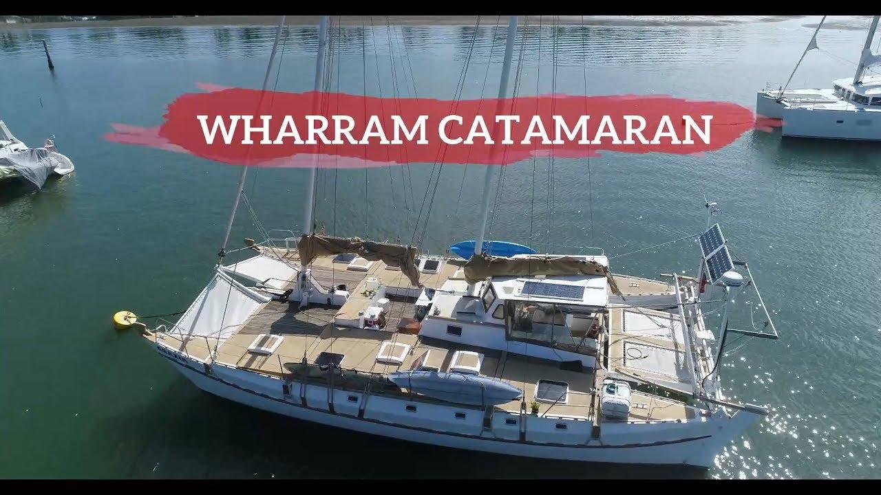 Self Build Boats | James Wharram Designs