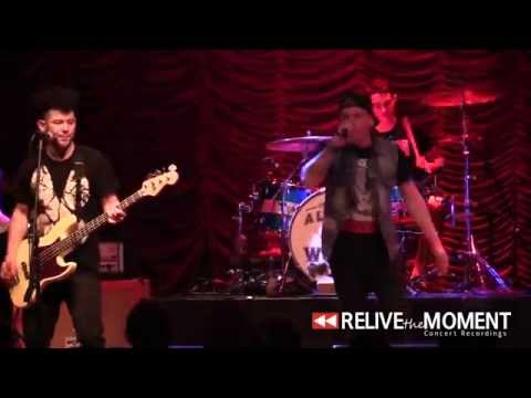 2014.04.02 A Loss For Words - Stamp of Approval (Live in Joliet, IL)