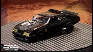 Greenlight 1/43 Mad Max Interceptor V8 Police Car   Review