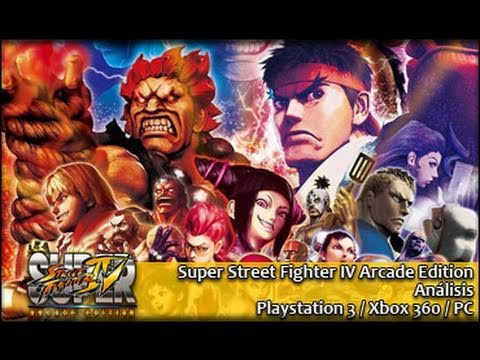 Super Street Fighter IV Arcade Edition  [Review]