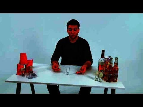 How to Plays Quarters Variations | Drinking Games