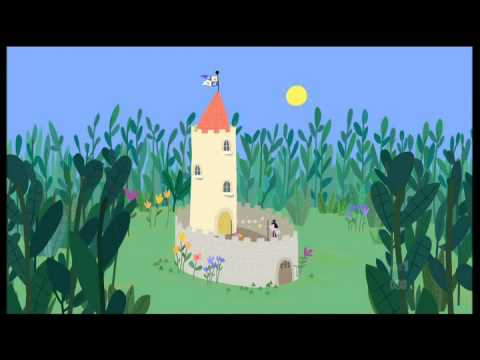 Ben and Holly's Little Kingdom - Game of Thrones advert ...