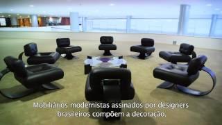 Conheça o Palácio do Planalto, a sede do executivo federal