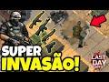 SUPER INVASÃO! MUITAS ARMAS E RECURSOS!!! Base (Player5420) Last Day On Earth