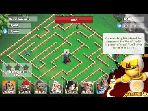 Samurai Siege Cheats V3.6