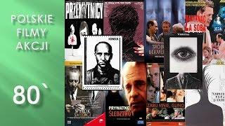 TOP 10- Najlepsze polskie filmy akcji z lat 80-tych