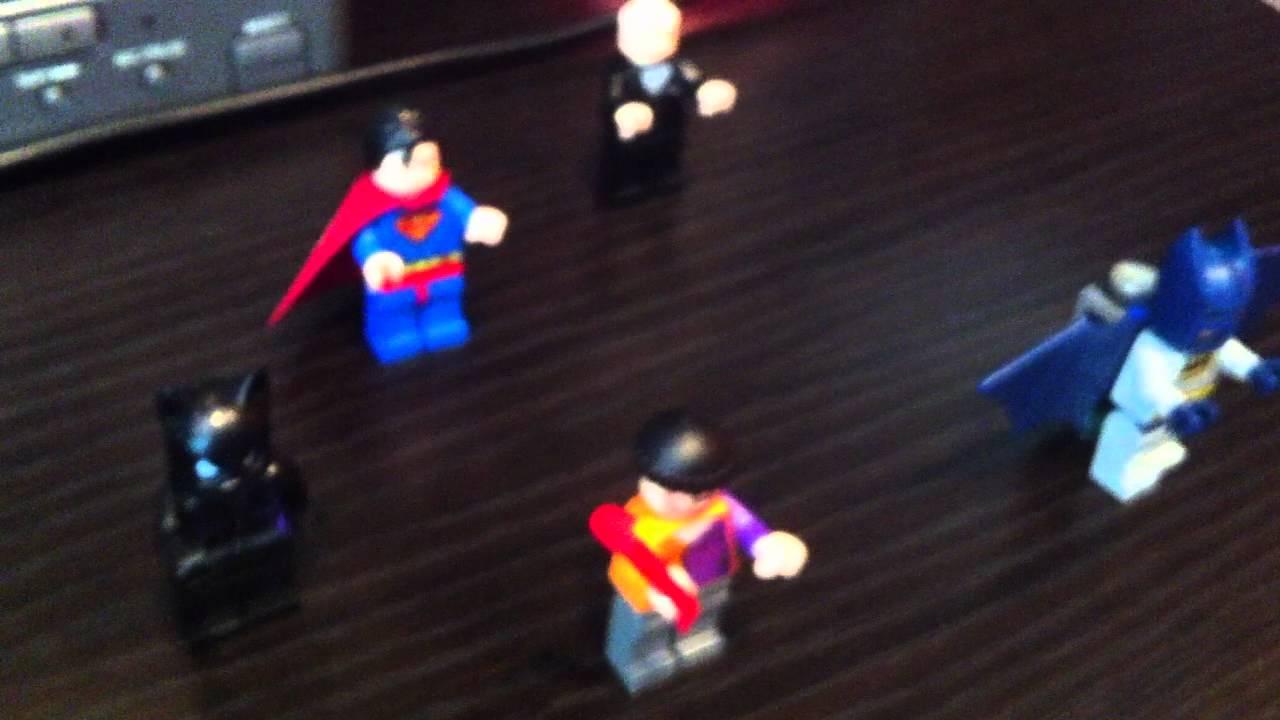 Lego Batman - 2012 Minifigures review - YouTube