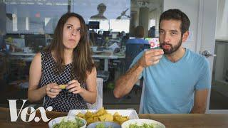 Peas in guacamole: a taste test
