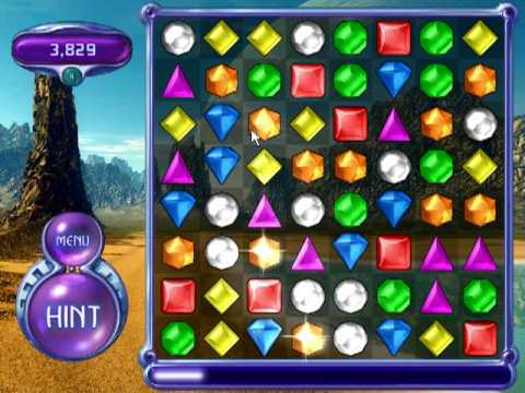 Let S Play Bejeweled 2 Deluxe 01 Youtube