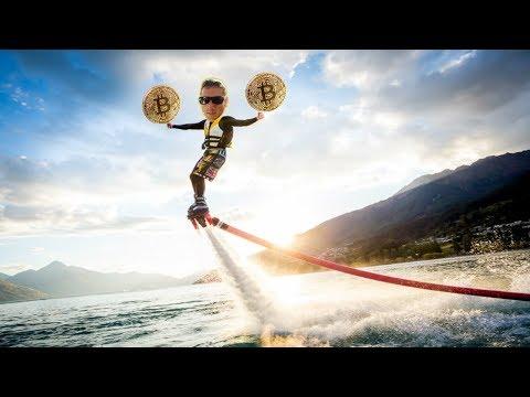 The Mindset/ BTC & Wall Street/ Ups & Downs