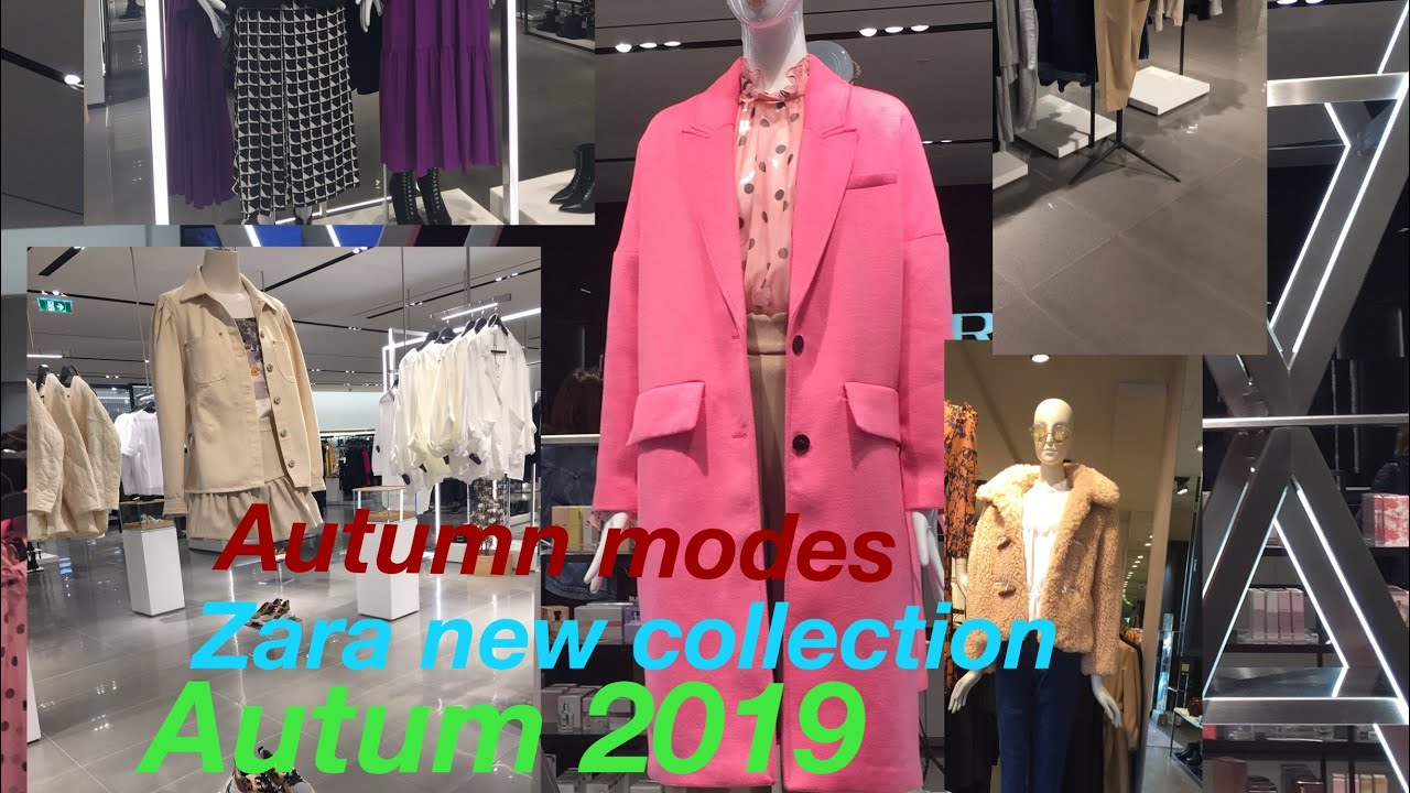 [VIDEO] - Zara New Collection october2019#Autum collection 2