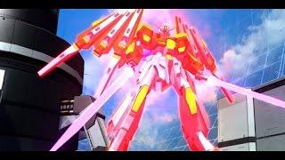 新機体の武装を被弾側で紹介する斬新な構成 その機体の強みというのは喰...