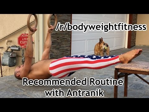 Have Reddit Users Discovered the Perfect Exercise Regimen
