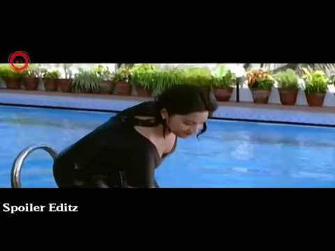 Meena navel and thigs in slow motion effect thumbnail