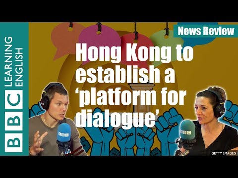 Hong Kong to establish a 'platform for dialogue' - News Review
