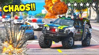 Let's try the NEW Chaos Mod in GTA 5!! (GTA 5 Mods Gameplay)