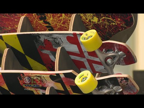 Baltimore-Based Skateboard Company Offers Customers Unique Opportunity