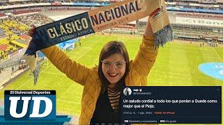El América goleó a Xolos y la hija del 'Piojo' mandó un mensaje en sus redes sociales