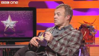 Weird nicknames and does Ashton Kutcher wear make-up? - The Graham Norton Show, preview - BBC One